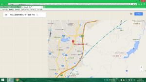 上津役市民センター地図